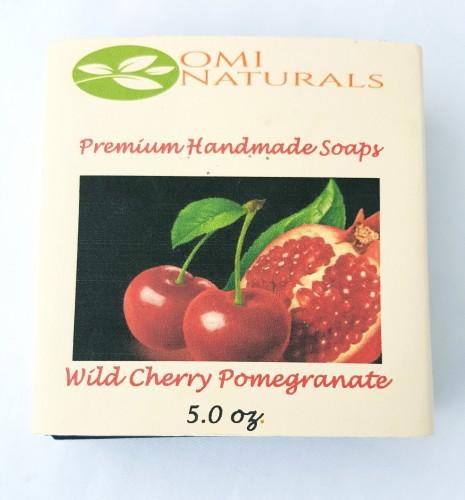 Wild Cherry Pomegranate