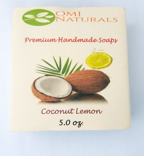 Coconut Lemon