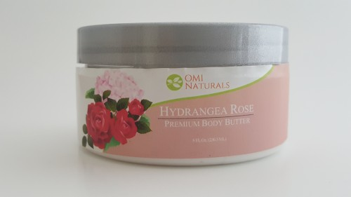 Hydrangea Rose Body Butter