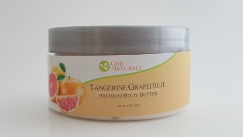 Tangerine Grapefruit Body Butter