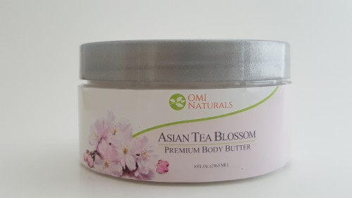 Asian Tea Blossom