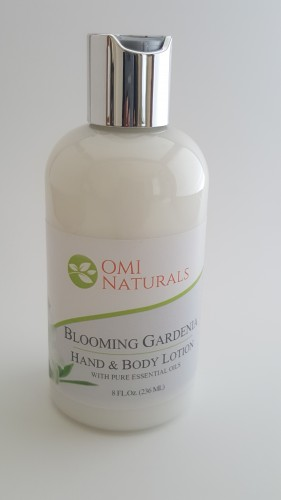 Blooming Gardenia Lotion