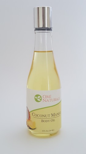 Coconut Mango Body Oil