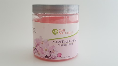 Asian Tea Blossom Body Scrub